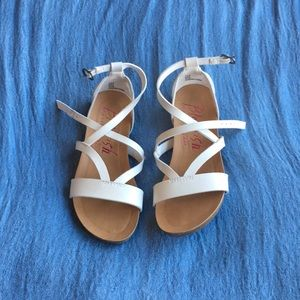 Blowfish Kids strappy sandals.
